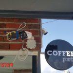 kıbrıs lefkoşa dereboyu donut kafe kamera sistemi kurulumu