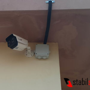 kıbrıs müstakil ev güvenlik kamerası stabil sistem