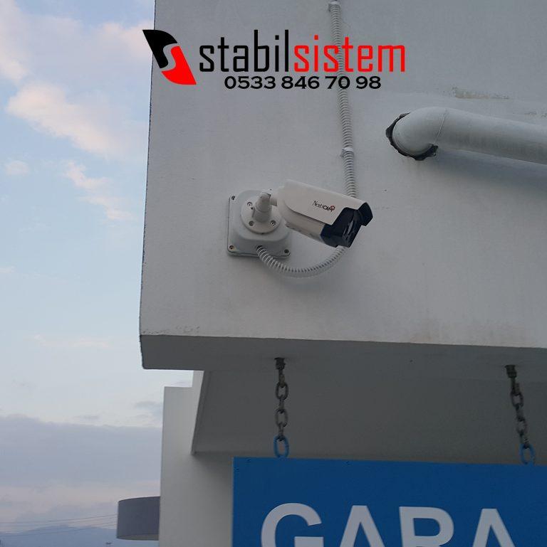 kıbrıs lefkoşa girne 2 mp ahd bullet kamera