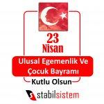 23 nisan 2020