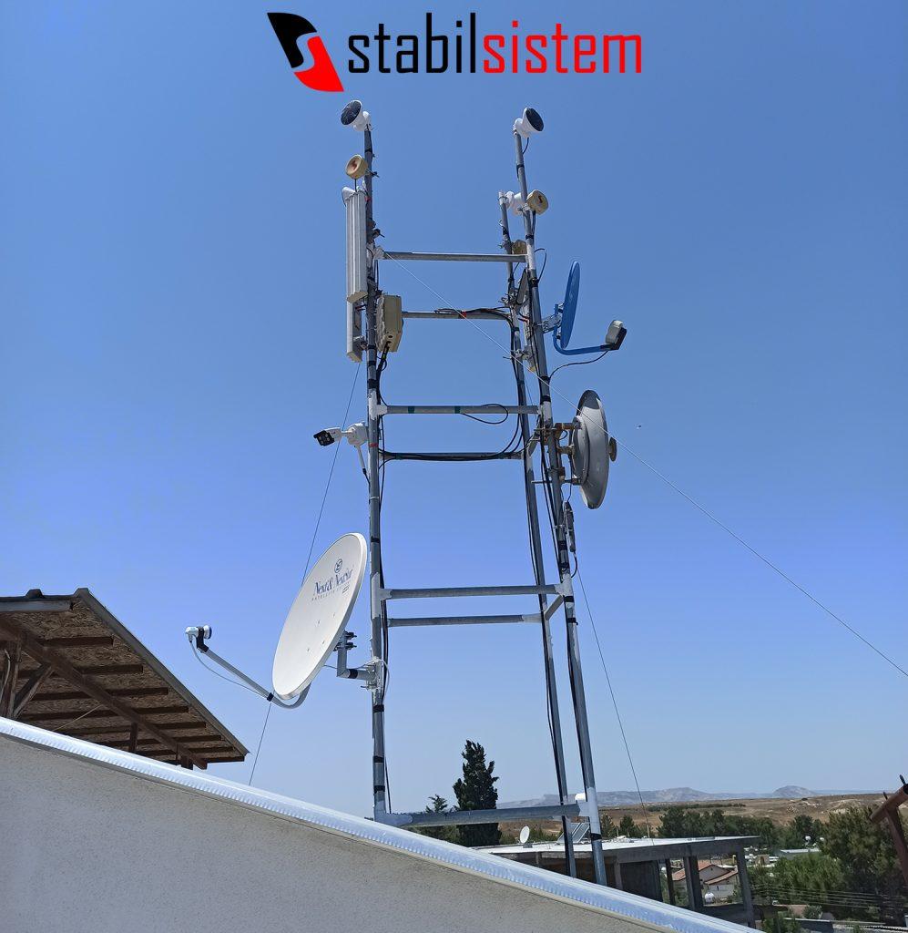 kesintisiz wi-fi internet kulesi