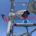 kıbrıs wireless internet kulesi ip kamera