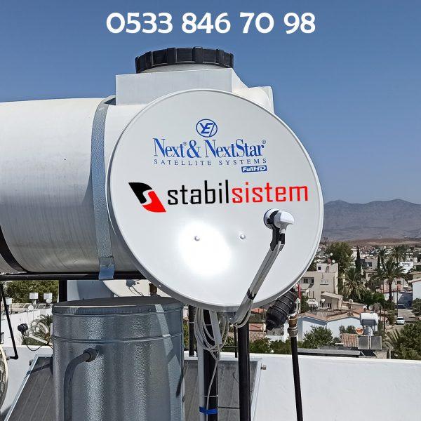 KKTC Kıbrıs gönyeli uydu kurulumu