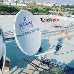 Kıbrıs Lefkoşa Girne çanak anten uydu arıza tamir ayarlama teknik servis