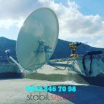 Kıbrıs uydu servisi