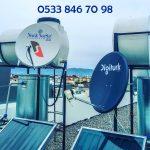 Kıbrıs kktc lefkoşa girne uydu kurulum tamir ayarlama