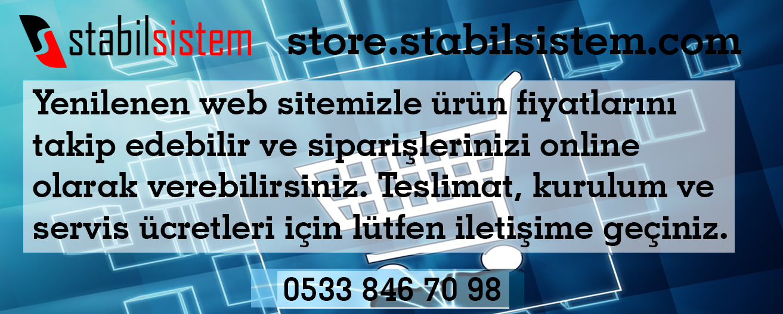 Kıbrıs Online alışveriş elektronik kamera uydu bilgisayar
