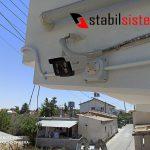 kıbrıs 2mp ip güvenlik kamerası 2